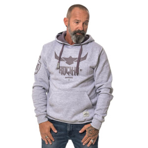 Urban grey heather hoodie M Heather grey