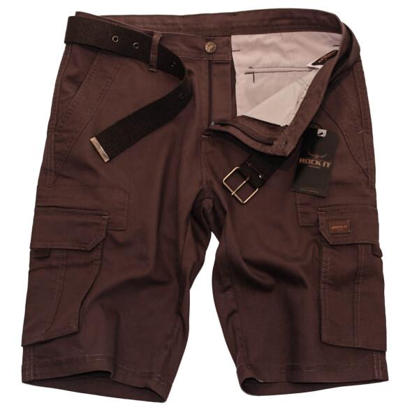 Cargobermuda Short with belt