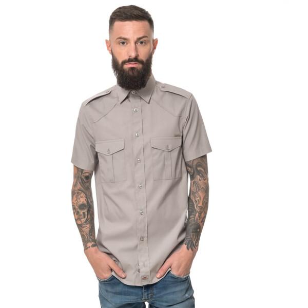 Workerhemd kurzarm