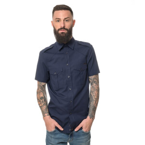 ROCK-IT - Men`s Workershirt 3X-Large Navy