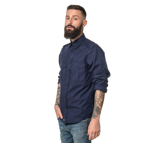 Men`s Workershirt langarm