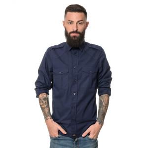 Workerhemd langarm