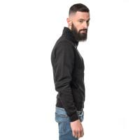 Heavy zipped sweater