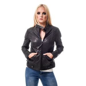 Lederjacke Dark Micha